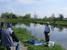 2011. A kőröstetétleni Gerje Horgász Egyesület évadnyitó horgászata