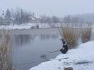 A szezon első halai